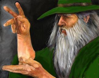Pohádkový kouzelník