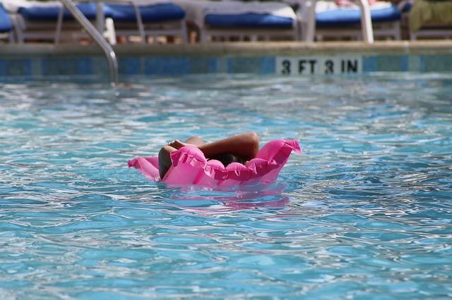 studený bazén