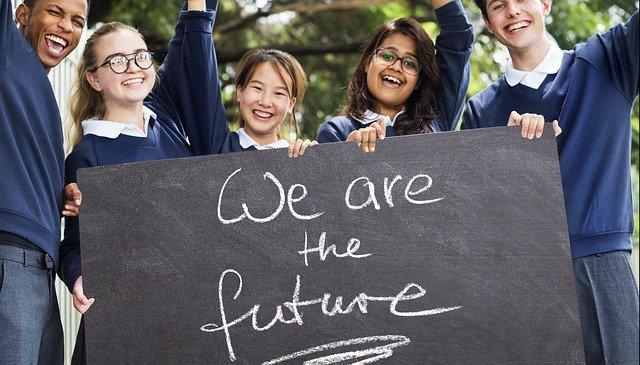 děti, které jsou naše budoucnost